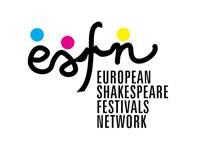 Logo european shakespeare festivals network