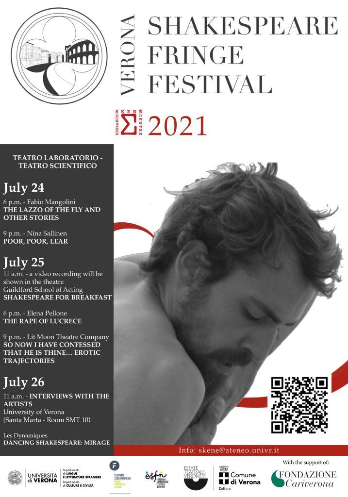 Verona Shakespeare Fringe Festival